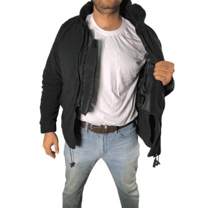 Masada Fleece Concealed Body Armor Vest (IIIA)