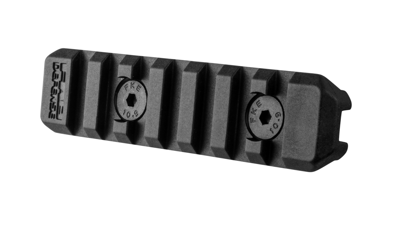 M-LOK Polymer Picatinny Accessory Rail, 7 Slots