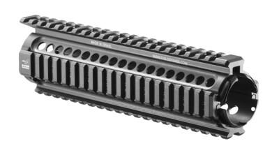 NFR M5 - Mid Length M16 Aluminum Quad-Rail System