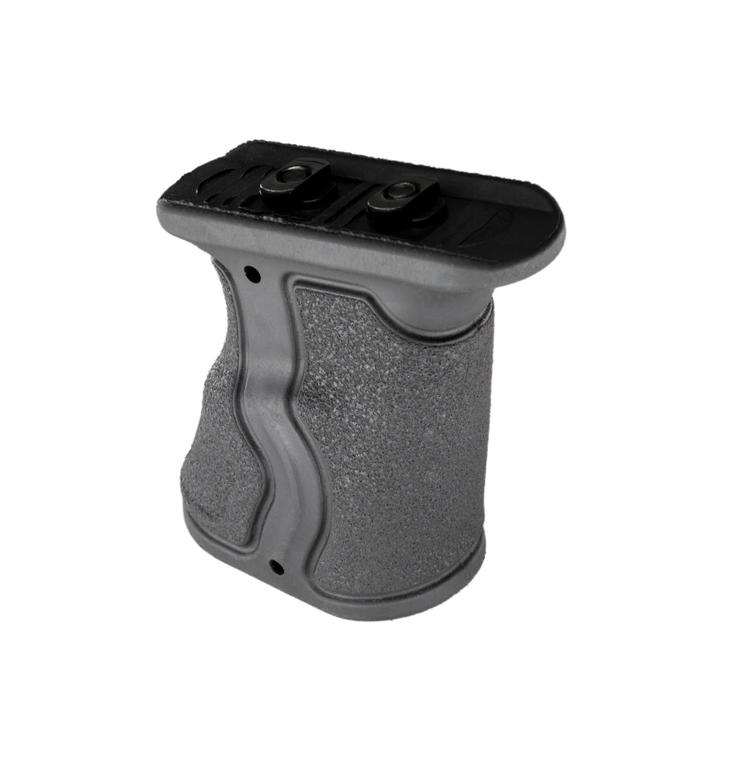 GRADUS M Rubberized M-LOK® Compatible Short Ergonomic Forward Grip.