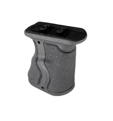 GRADUS M Rubberized M-LOK® Compatible Short Ergonomic Forward Grip.
