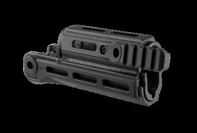 M-LOK Compatible AK Handguard, With Innovative Heatshield. (Include MA1, MA2 and MA3)