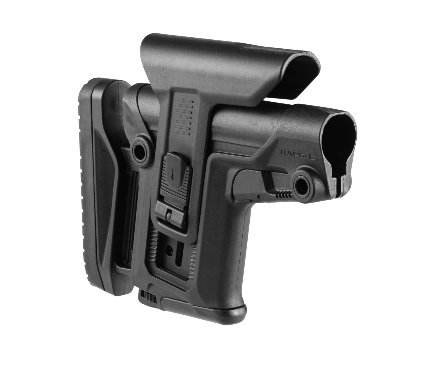 Rapid Adjustment Precision Stock- Collapsible