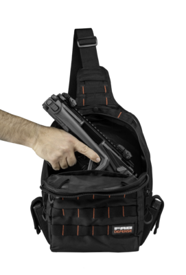 KPOS Scout Sling Bag (Bag Only)