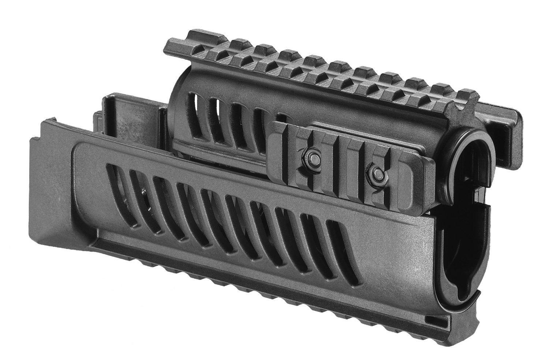 AK 47 L/U - AK-47 Quad Rail Polymer Handguard