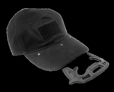 GOTCHA - Tactical Cap with Self-Defense Tool