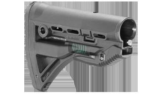 GL-SHOCK - M4/M16 Shock Absorbing Buttstock