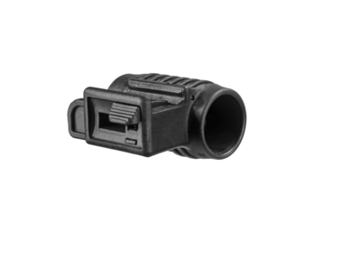 PLG - Handgun Flashlight Mount