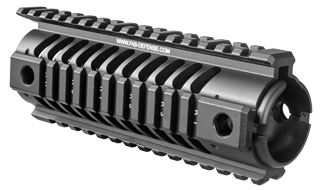 NFR - Carbine Length M16 Aluminum Quad Rail