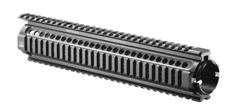 NFR-RL - Rifle Length M16 Aluminum Quad-Rail System