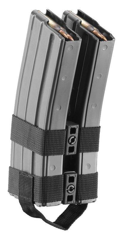MCE - Polymer and straps 5.56 / 7.62 Magazine Coupler