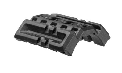 DPR - Double offset M16 polymer accessory rail