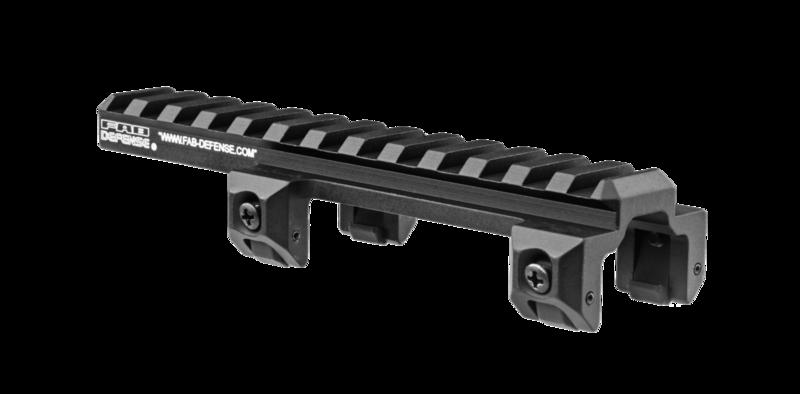 MP5-SM - H&K MP-5 Scope Mount