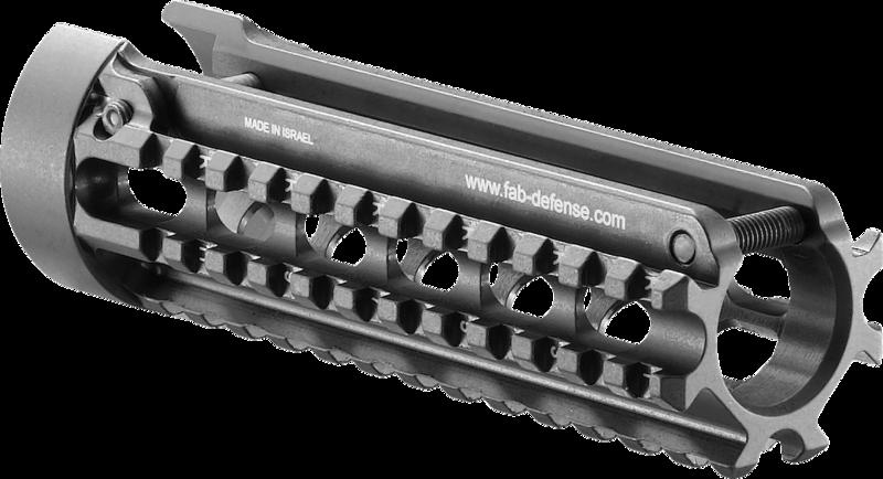 MP5-RS - MP5 Aluminum Tri-rail System