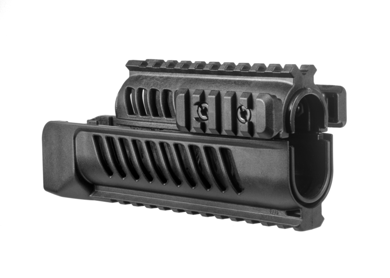 SA 58 - SA. VZ. 58 Polymer Quad-Rail System