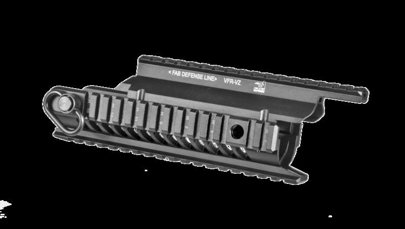 VFR-VZ - VZ Aluminum Rail System