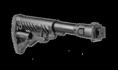 AK/AKM/AKS/AKMS/Zastava Folding AR 15 Style Buttstock