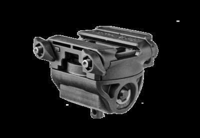 H-POD - Harris Bipod Tilting & Rotating Picatinny Adapter