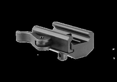 HABA - Harris Bipod Aluminum Picatinny Adaptor
