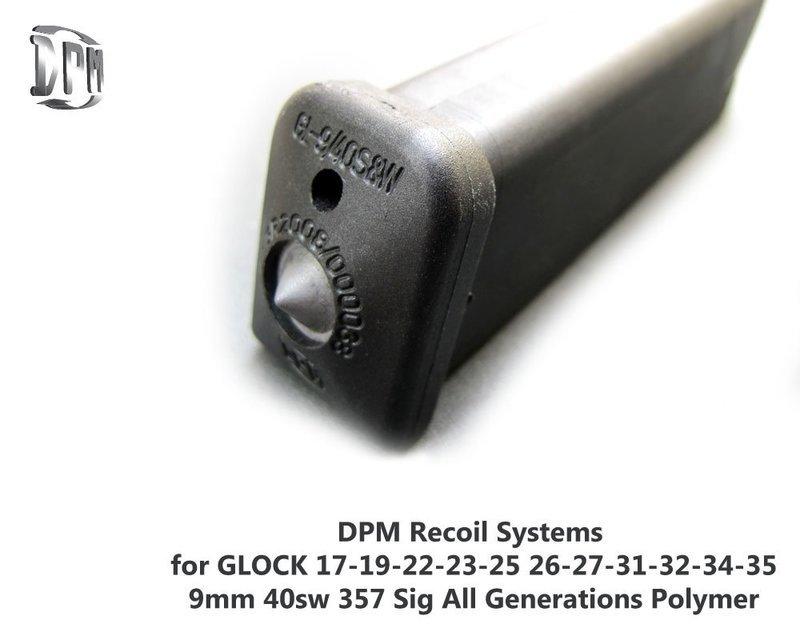 GLOCK - Glass Braking Magazine Polymer Floor-Plates