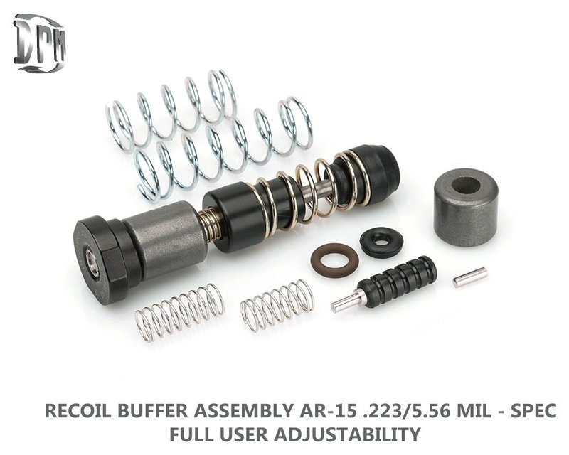 RBA/AR-15  5.56 - RECOIL BUFFER ASSEMBLY FOR AR-15 PLATFORM