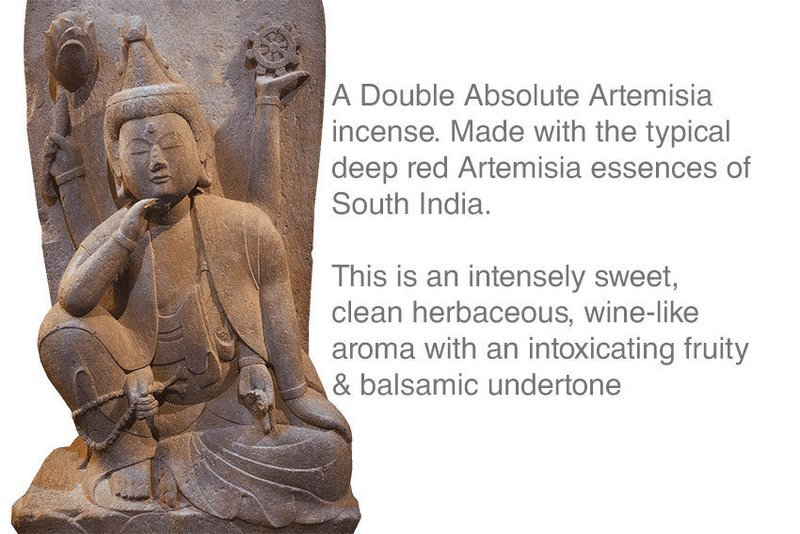 Artemesia Double Absolute Incense 10 Sticks