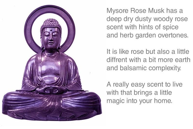 Mysore Rose Musk