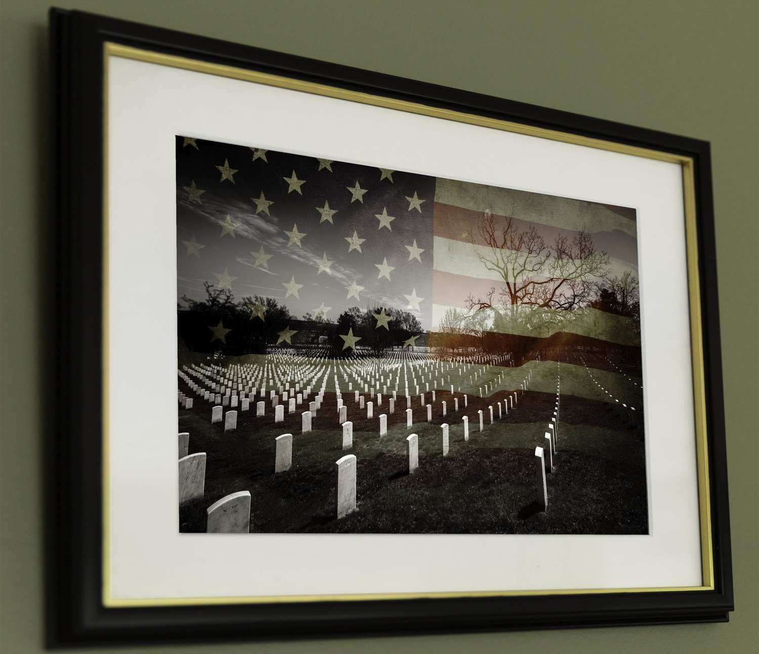 13x19 Memorial Day Tribute One Size