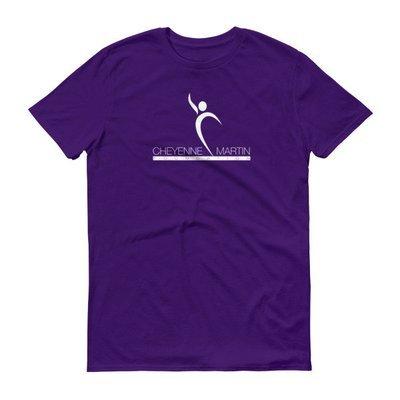 Cheyenne Martin Foundation Purple Tee