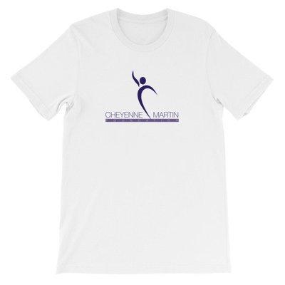 Cheyenne Martin Foundation White Tee