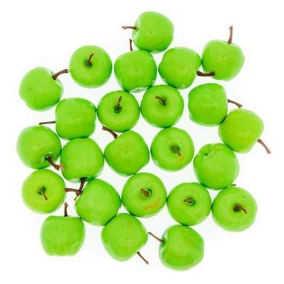 Счетный материал. Яблочки-1. (24 эл.)