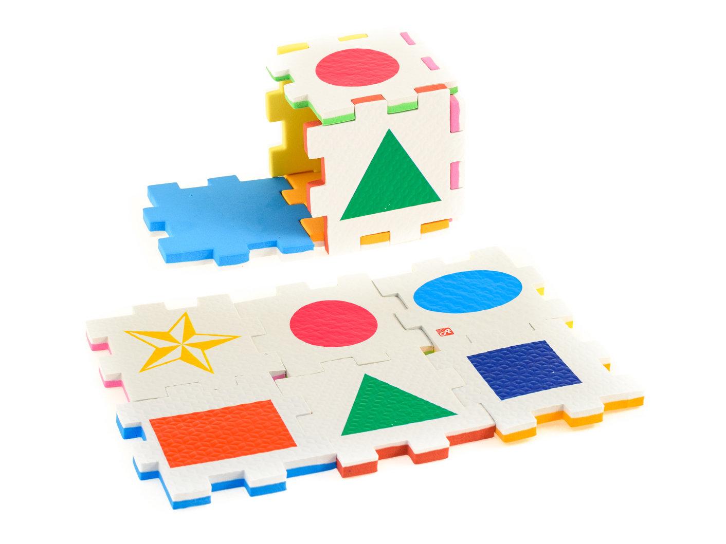 ФИГУРЫ (1 кубик)