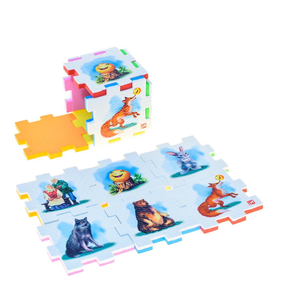КОЛОБОК (1 кубик)