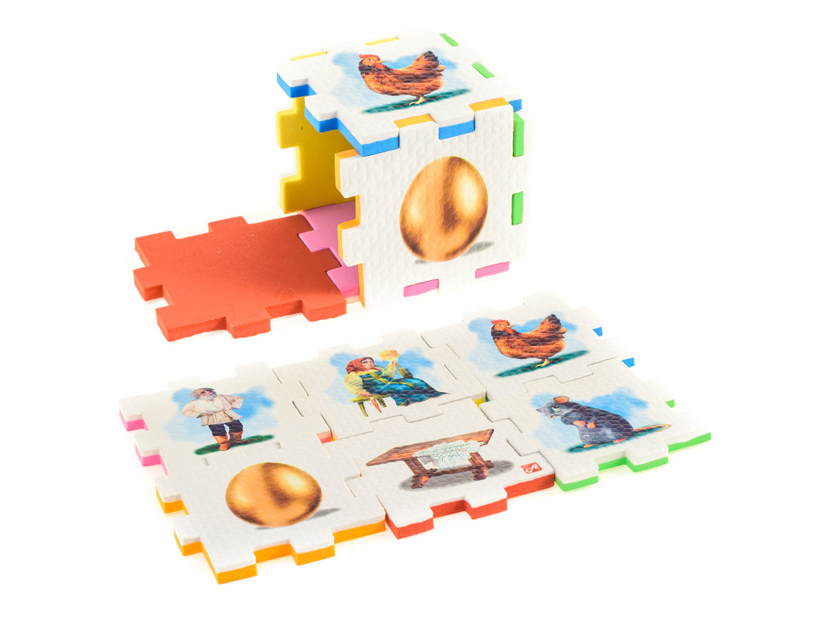 КУРОЧКА РЯБА (1 кубик)