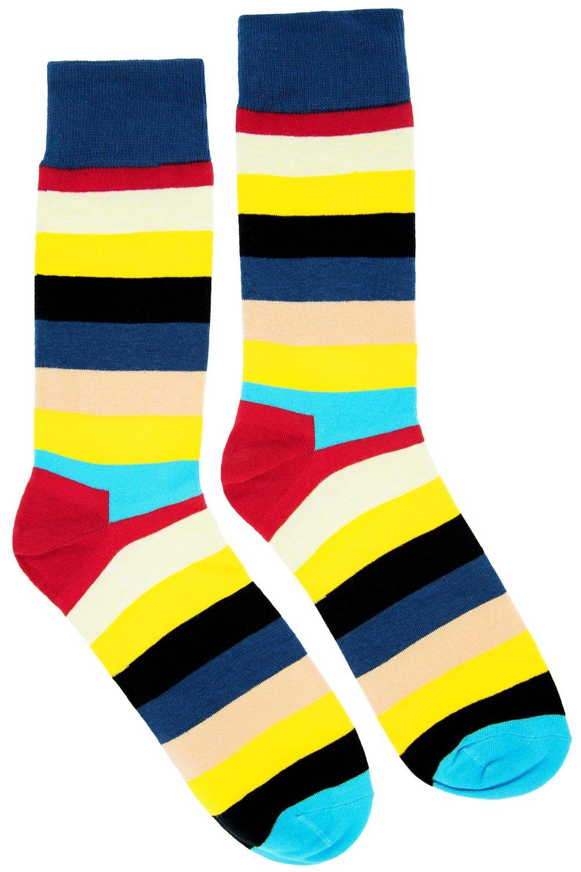Носки Stripes полосатые № 2