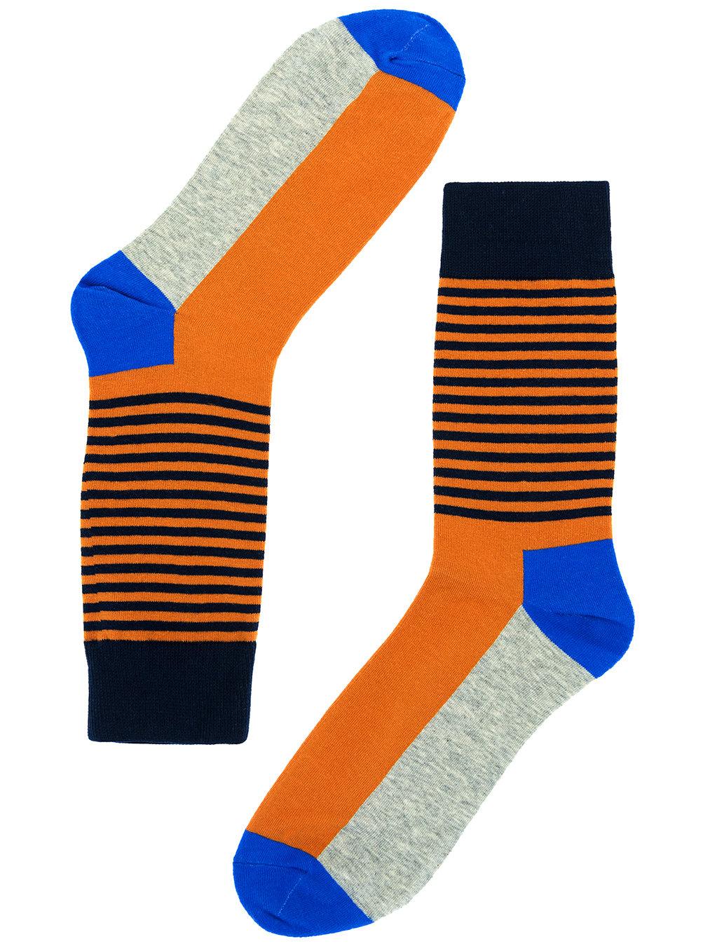 Носки Stripes тонкая полоска № 5