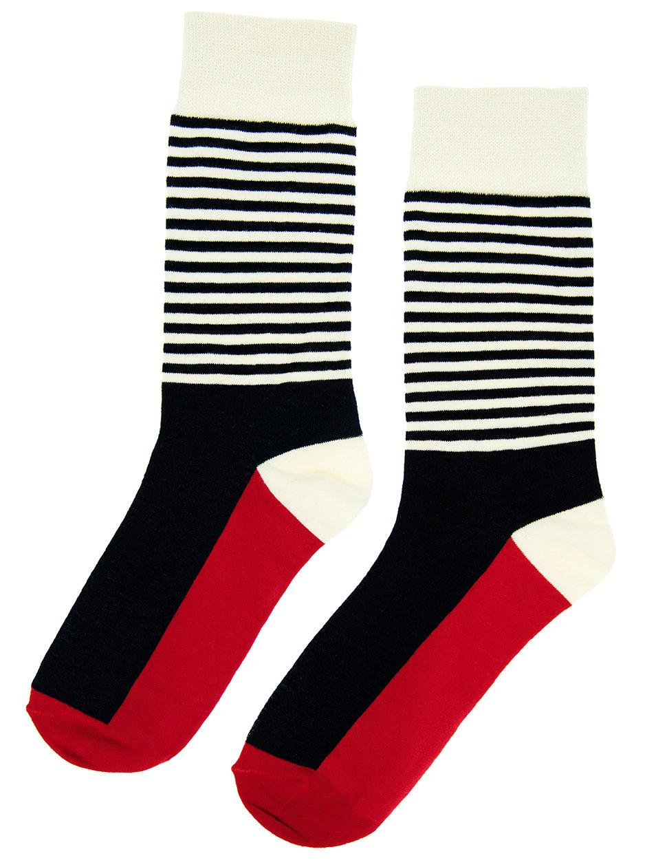 Носки Stripes тонкая полоска № 6