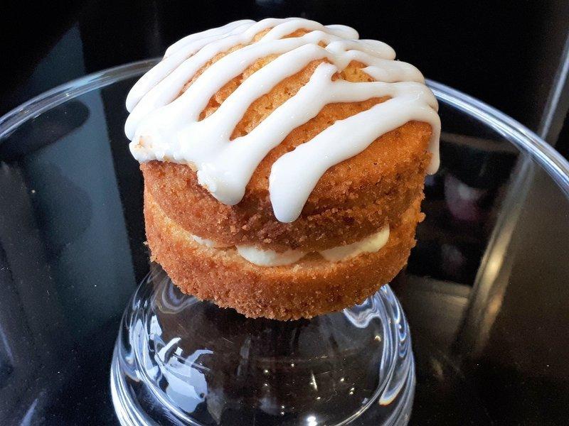 Butternut Squash and Orange Cake