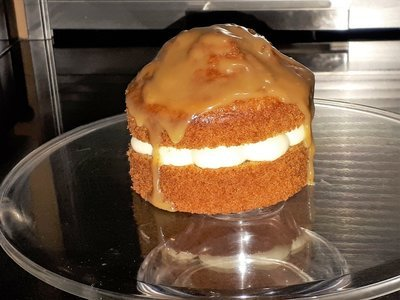 Carrot and Turmeric Cake