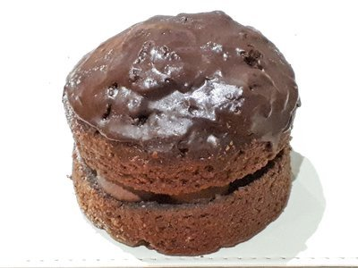 Courgette and Chocolate Cake