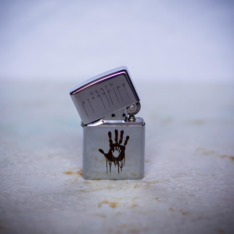 Death Stranding lighter / Sam Porter Bridges