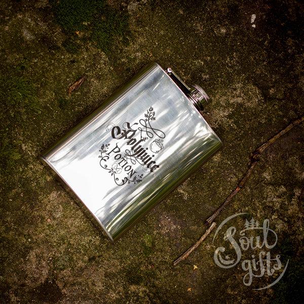 Polyjuice potion / Harry Potter flask