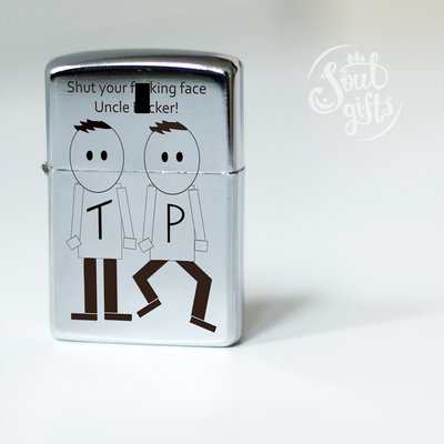 South Park lighter / Terrance and Phillip