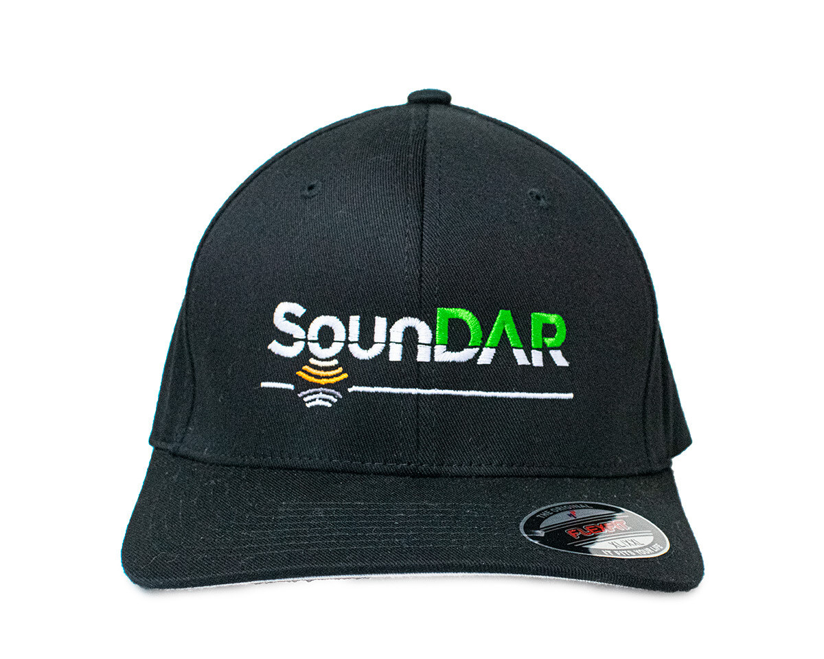 SounDAR Flexfit Hat - Black