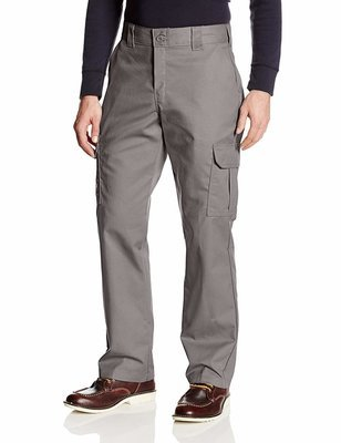 Dickies Men's Regular Straight Stretch Twill Cargo Pants