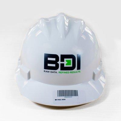 Bullard S61WHR Standard Hard Hat - Ratchet Suspension - White