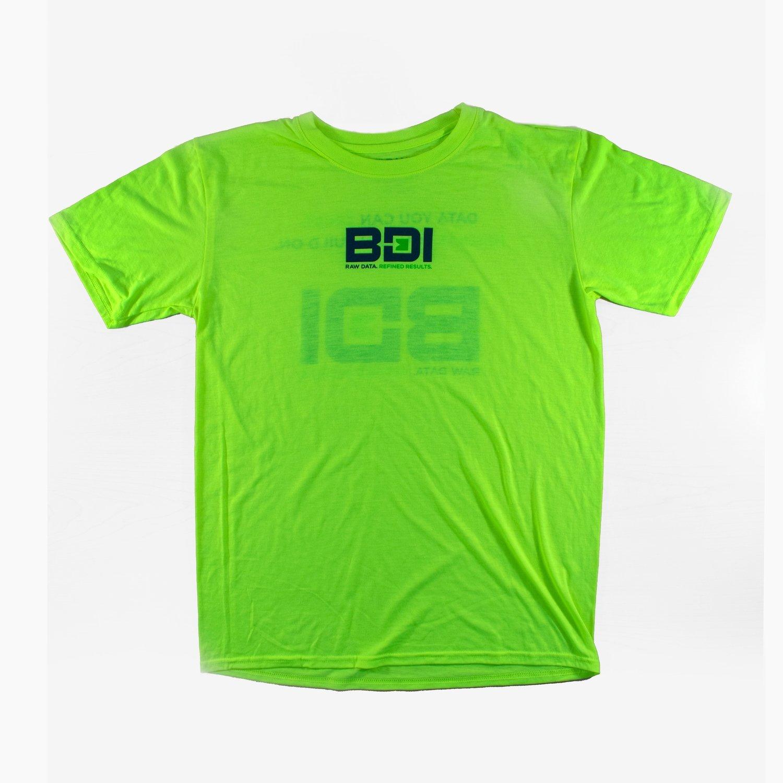 Gildan Performance 42000 Short Sleeves - Safety Green