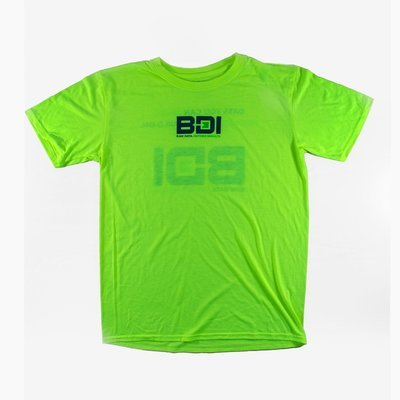 Gildan Performance 42000 Short Sleeves - Safety Green