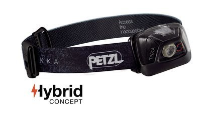 PETZL TIKKA®Headlight - Black