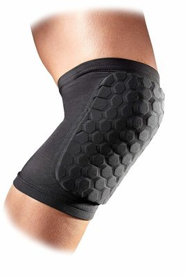 McDavid 6440 Hex Knee Pads - Black